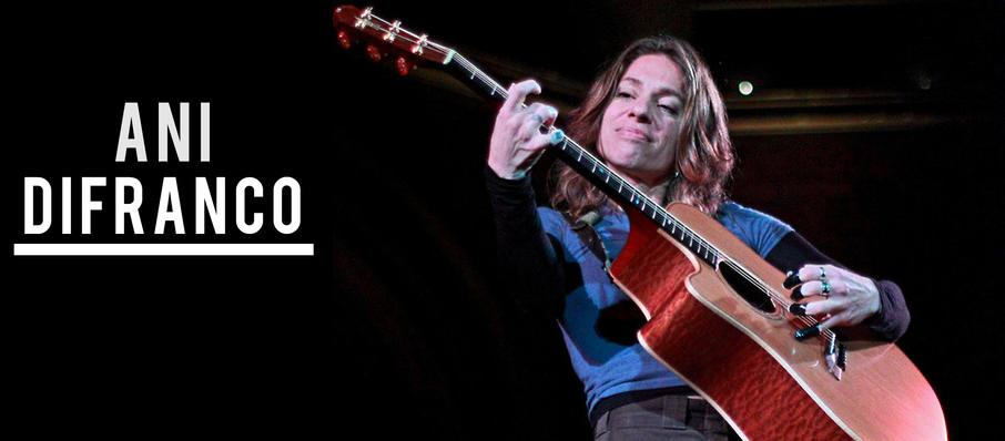 Ani DiFranco at The Queen