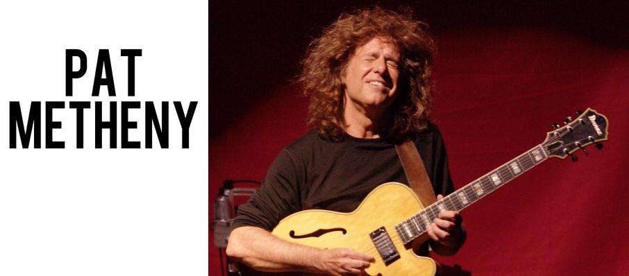 Pat Metheny at Grand Opera House