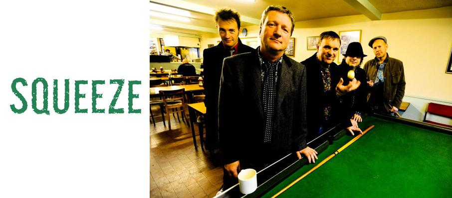 Squeeze at Grand Opera House