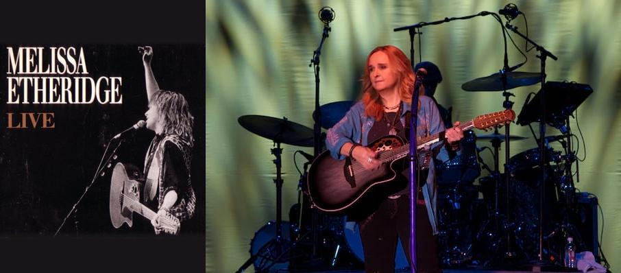Melissa Etheridge at Grand Opera House