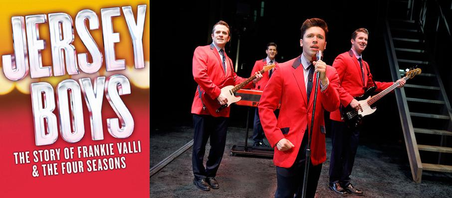 Jersey Boys at The Playhouse on Rodney Square