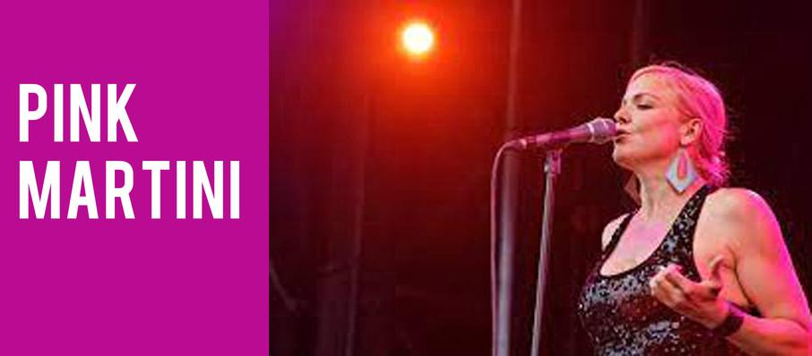Pink Martini at Grand Opera House