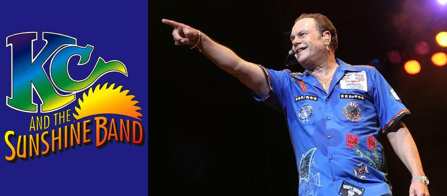 KC and the Sunshine Band at Pier 33 - Port City Marina