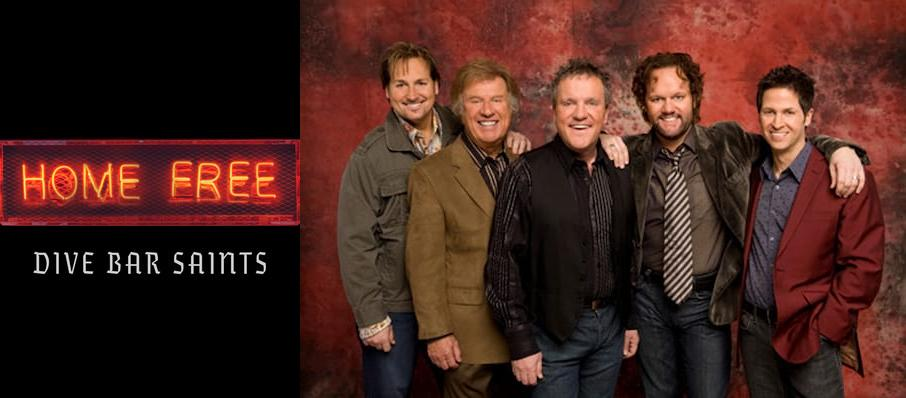 Home Free Vocal Band at Grand Opera House