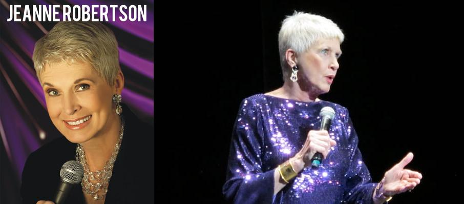 Jeanne Robertson at Grand Opera House