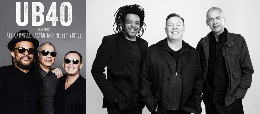UB40 at The Queen