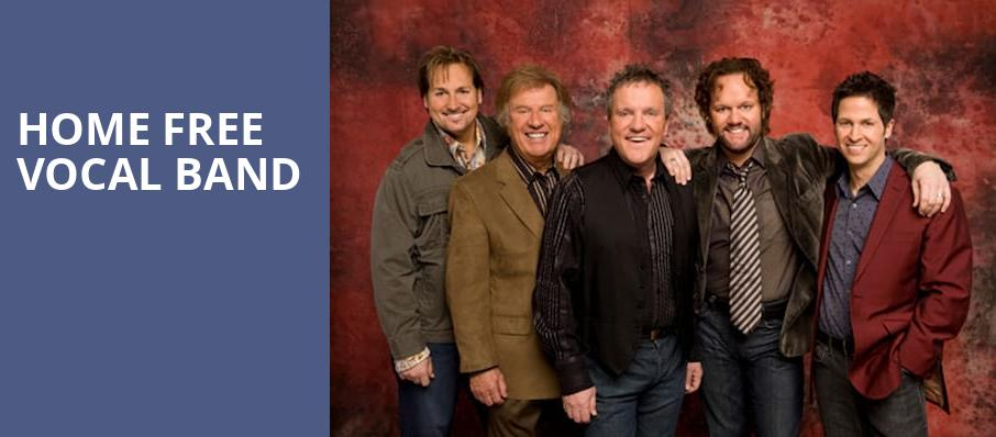 Home Free Vocal Band, Grand Opera House, Wilmington