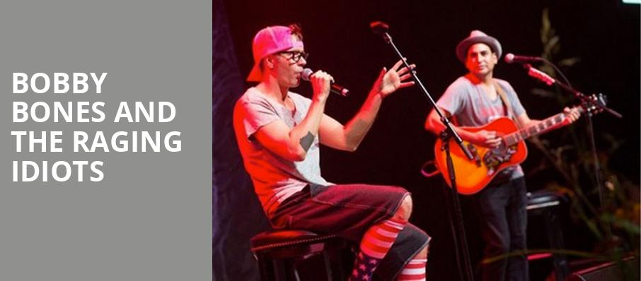 Bobby Bones and The Raging Idiots, Grand Opera House, Wilmington