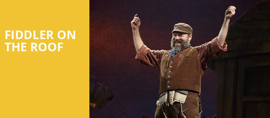Fiddler on the Roof, Grand Opera House, Wilmington