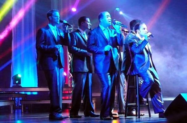 Straight No Chaser, Grand Opera House, Wilmington
