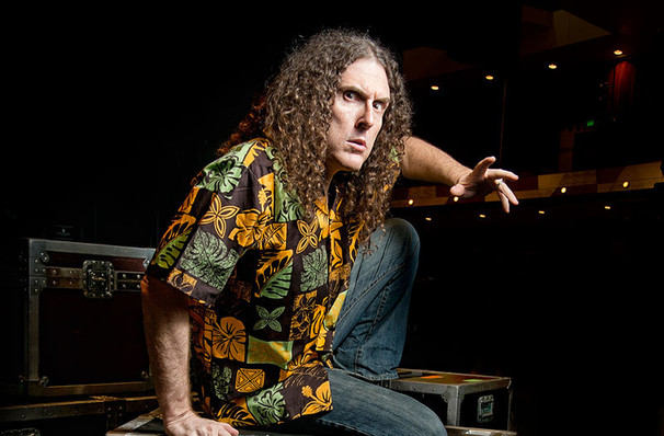 Weird Al Yankovic, The Playhouse on Rodney Square, Wilmington