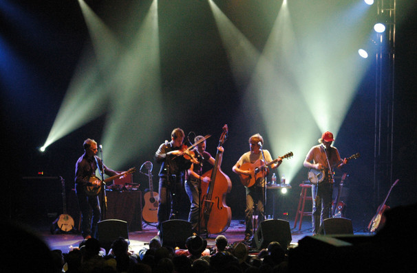 Old Crow Medicine Show, The Playhouse on Rodney Square, Wilmington