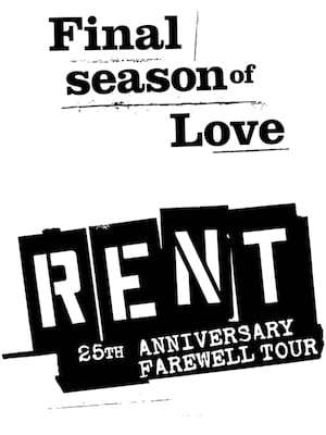 Rent, The Playhouse on Rodney Square, Wilmington